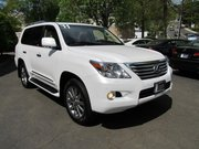 I want to sell my 7 month Used 2011 Lexus LX 570 4WD