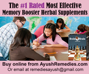 Herbal Memory Pills Effective In Improving Brain Power