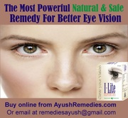 Eye Vision Problems,  Eye Exercises And Natural Remedies