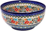 Stylish and Reasonable Blue Pottery Bowls