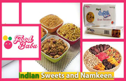 Online Food Shopping,  Online Sweets Shop India
