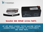 Vamatex K88 Repair Loom Parts,  Vamatex Loom Parts,  Vamatex Leonardo