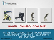 Vamatex Leonardo Loom Parts,  Loom Machine Spare Parts,  Vamatex Loom