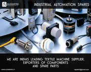 Industrial Automation Spares,  Industrial Electronics Supplier