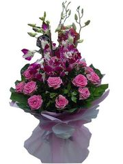 Send Valentine 2016 flowers to Jaipur