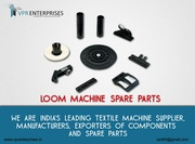 Loom Machine Spare Parts,  Textile Machinery Components