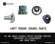 Weft Feeder Spares Supplier,  Textile Machine Key Pads Supplier