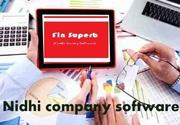 Buy nidhi company software