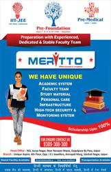 Meritto Educare,  Jaipur - ORIGIN Course for JEE (Main)
