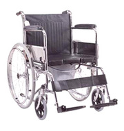 Sale for 15 days! Save 1000/- on commode wheelchair DS609