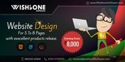 Premium Websites @ 8000 INR Only