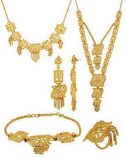Buy Gorgeous Jewellery Set for Bride