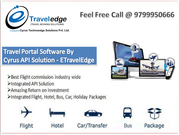 India Cab Booking Software With API- Cyrus API Solution