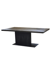 Dezaro offer wooden and metal Dining Table