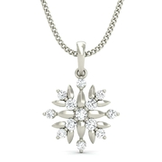 Classic and timeless fine Diamond Pendant jewellery