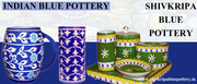 Blue Pottery Manufacturer and supplier