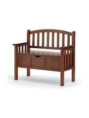 Dezaro - Wooden And metal Bench @ best price shop now!