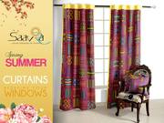 Buy gorgeous home furnishing products online from saavra.com