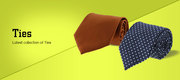 Choose The Best Ties Online In India
