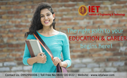 Enroll Admission in various courses at IET College