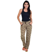 Ladies Cotton Pyjama Pants Collection at ShoppyZip