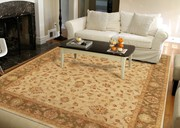 Rugsville Vegetable Dyes Classic Floral Wool Rug 9' x 12'