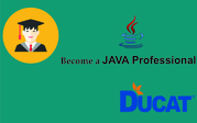 Improve your Java programming skills at ducat jaipur.