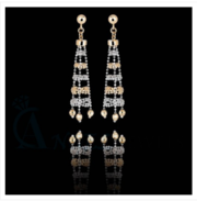 DESIGNER CHANDELIER EARRINGS