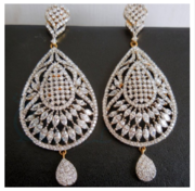 BEST DESIGNING CHANDELIER EARRINGS