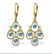 BEST DESIGN CHANDELIER EARRINGS