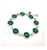 EMERALD BRACELETS IN BEST DESIGN