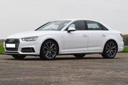 Audi A4 Series Car Hire