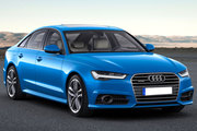 Audi A6 Series Car Hire