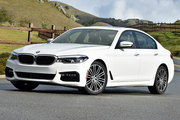 Bmw 5 Series Car Hire