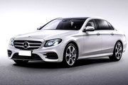 Mercedes E Class Car Hire