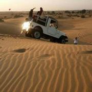 Best Luxury Desert Camps in Jaisalmer, Tents in sam dunes Jaisalmer