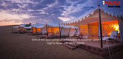 camping in Jaisalmer  | Luxury camp Jaisalmer
