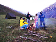 Chandernahan Peak Trek  | Lake Trekking | Himachal