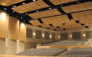 Auditorium Architectural Design Services