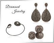 Single cut diamond jewelry manufacturers in Jaipur