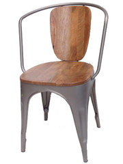Dezaro offers a wide range of wooden and metal chairs shop now!