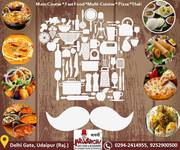 Best Restaurant in Udaipur -Bawarchi Restaurant