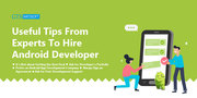 Hire Android App Developer,  Hire Android Developer