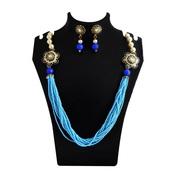 Imitation Kundan Meenakari Jewellery Online from MK Jewellers