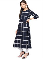 Get Jaipuri Women Kurti at Wholesale Prices