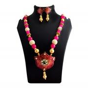 Top Rated Kundan Meena Necklace Sets Online