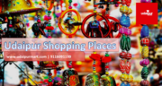 Shopping Places in Udaipur