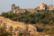 The largest fort in India and one of the best places to visit in Rajas