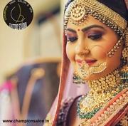 Best Bridal Makeup in Udaipur Champion Salon & Spa
