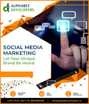 Alphabet Developers LLP - Social Media Marketing Services in India